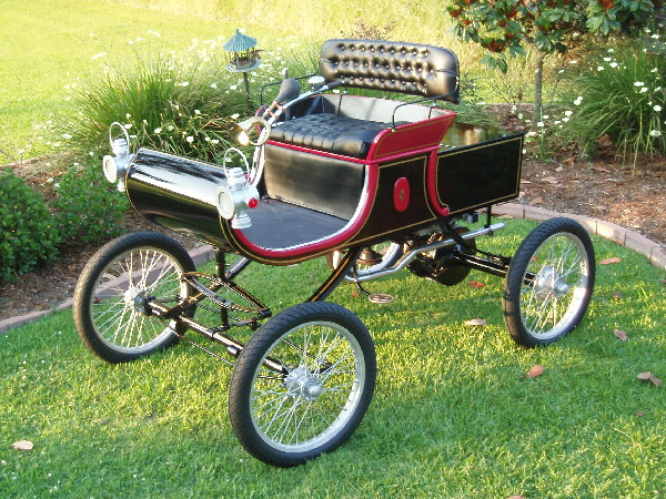 Ford model t kit car autos post for Car carriage